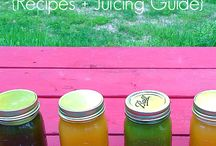 Juicing / by Jamie Chapman