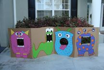 Party Time - Monsters