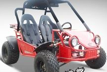 Kandi KD-150 (KD-150GKR-2) Buggy Gokart / KD-150 GKR-2 Dune Buggy, Battery Tender and MP3 Player (optional), Super High Quality and Tons of MRP Performance Parts. Reliable Honda GY6 Engine 150cc 4-stroke, Electric Start, CVT Trans with Reverse, Utility Rack, Lights. CARB Certified for California