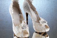 Bridal shoes / Bridal shoes, not only in white