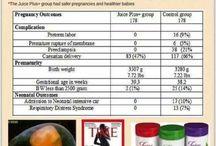 Juice plus beauty en welzijn / Antioxidanten