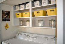 Laundry Room / by Stacey Brink