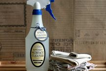 Clean It / Ideas and solutions for cleaning around the home / by Suzan Engler