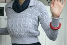 Knit Vintage Jumper