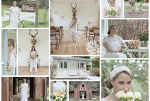 Styled Shoots at Old Forest School