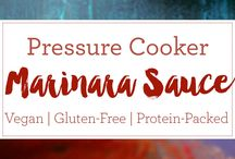 Pressure Cooker Vegan Meals