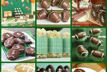 Superbowl Snacks  / by Ashley (Sullivan) Kelly