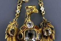 Antique Jewelry / by Pamela Tomlinson