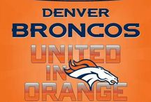 Love the Denver Broncos! / by Laurie Heath-Shriver