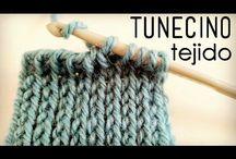 Crochet tunecino