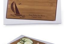 Custom Engraved Cutting & Cheese Boards / by Personalized Engraved Gifts by ANE Designs