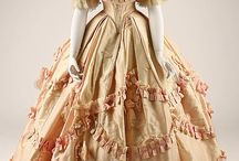 suknie 1860-75