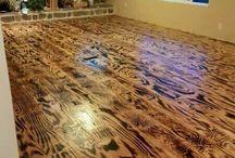Plywood Floos