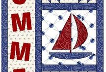 Quilting...free patterns