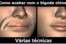 bigode chines