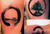 Zen again tatts