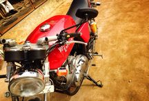 Cafe Racer / Cafe racer motorcycle