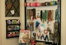 Jewelry and Craft organizing