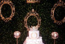 Lucy wedding cake