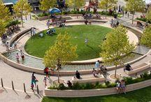 Roundabout rotonde