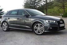 AUDI my weakness / If there's one car that makes my blood rush and heart skip two beats... It's the Audi A3