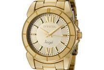 Uhren INVICTA / Top modische und qualtitativ hochwertige Uhren der Marke INVICTA für Damen und Herren.   Von sportlich bis elegant, für jeden der richtige Zeitmesser.