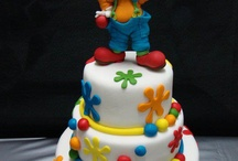 torta clown