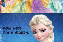 Disney / Blije plaatjes