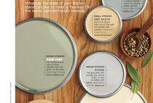 Kleur voor de keuken