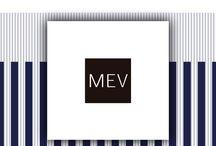 PRIMAVERA RAYADA MEV / La propuesta de rayas MEV es la representación visual de la línea con el movimiento como base del lenguaje tridimensional.