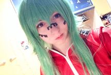 My cosplay :3