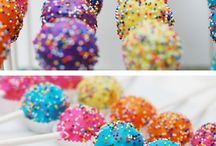 Cake Pops & Truffles oh my! / by Amber Anderson