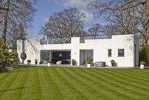 Contemporary Rennovation in Hamble-le-Rice / Contemporary renovation of a costal property.