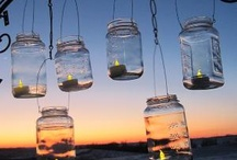 DIY ideas for Mason Jars / by Debbie McCollough