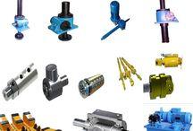 Worm Gear Screw Jack Manufacturer in India - Simran Flowtech Industries