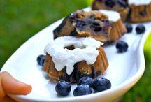 Healthier Vegan Desserts