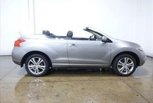 2011 Nissan Murano Convertible For Sale / $32,300.00