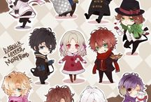 Anime - Diabolik Lovers