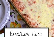 Keto Dinner Recipes / Ideas for keto friendly dinners if you are following a ketogenic diet. For dinner, you want to have something filling and substantial. Here are some delicious filling keto recipes to try.