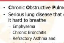COPD: Bronchitis and Emphysema