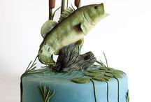 rybárske torty