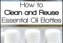 Essential oils / All about oils and uses