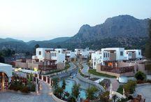 Lindian Village, 5 Stars luxury hotel in Lardos, Offers, Reviews