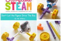 steam/stem ideas