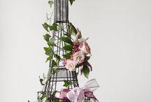 Ozdobený květinami