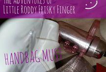 Little Roddy Frisky Finger
