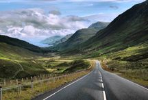 Scotland - The North Coast 500 / Our next trip in October to the Highlands in Scotland