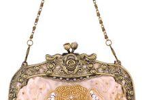 Victorian & art nouveau purses