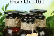 essential oils  / by Arica Kelley