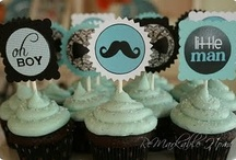 Baby boy shower ideas / by Andi Sims